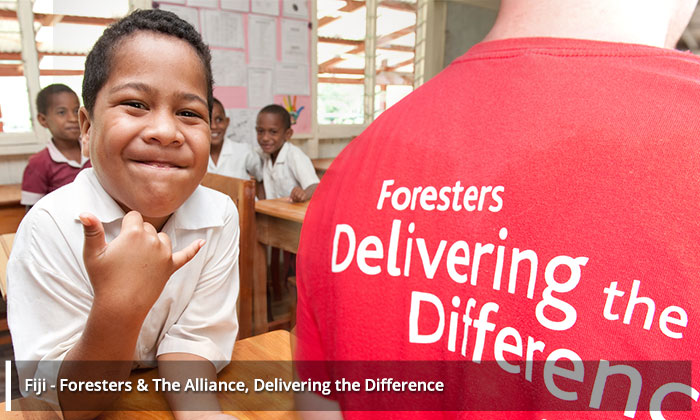 Foresters and The Alliance Fiji